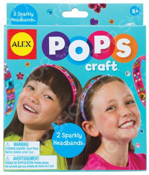 Набор для декорирования ободков Alex POPS CRAFT Набор для декорирования ободков Alex POPS CRAFT /