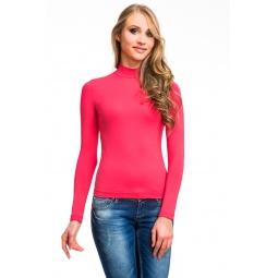 фото Водолазка Mondigo 264. Цвет: ярко-розовый. Размер одежды: 42