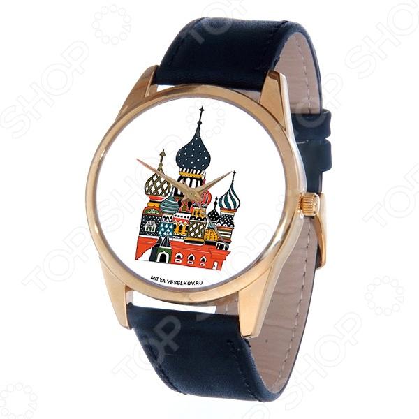 Часы наручные Mitya Veselkov «Храм» Gold часы наручные mitya veselkov акварель gold