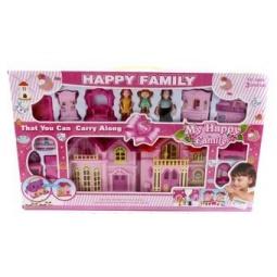 фото Кукольный дом с аксессуарами Shantou Gepai 628746