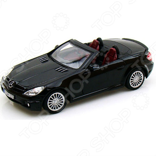 ������ ���������� 1:24 Motormax Mercedes Benz SLK55 �MG