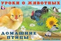Домашние птицыЖивотные. Растения. Природа<br>Стихи для детей дошкольного возраста.<br>