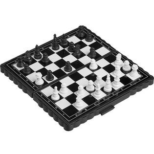 Купить Шахматы классические магнитные Boyscout «Мечта туриста»
