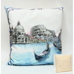 фото Подушка декоративная Феникс-Презент «Венеция»