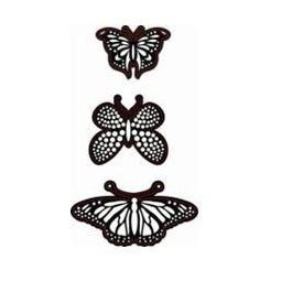 Купить Форма для вырубки ScrapBerry's Бабочки