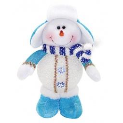 фото Светильник декоративный Новогодняя сказка «Снеговик» 949180
