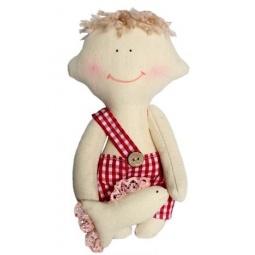 Купить Набор для изготовления текстильной игрушки Кустарь «Димка»