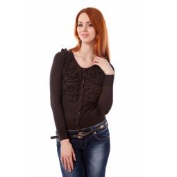фото Жакет Mondigo 9774. Цвет: коричневый. Размер одежды: 44