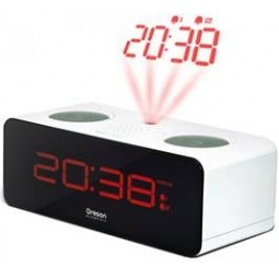 фото Проекционные часы с радиоприемником Oregon Scientific RRA320PN. Цвет: белый