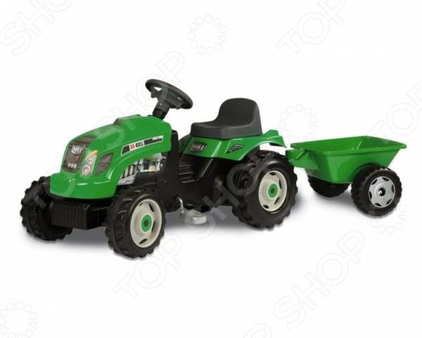Большой трактор Полесье игрушки – купить в Канске, цена.