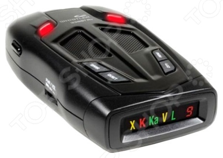 Радар-детектор Whistler WH-368ST станет вашим помощником на дороге и поможет избежать нежелательной встречи как с сотрудником дорожно-патрульной службы, так и предупредит заранее о камерах слежения. Устройство обеспечивает прием сигналов в радиодиапазонах X, K, Ka, а также короткоимпульсных сигналов Ultra-K, Ultra-Ka, POP и Instant-On. Модель обнаруживает радарные комплексы типа Стрелка и оснащена режимами Город 3 уровня и Трасса 1 уровень . Радар-детектор Whistler WH-368ST выполнен из матового пластика черного цвета, который не будет бликовать на солнце и отвлекать от дороги. Голосовая информация осуществляется на русском, украинском, казахском и английских языках.