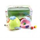 Купить Игрушка интерактивная Shantou Gepai «Мама и малютки. Ежик»