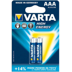 фото Элемент питания VARTA High energy AAA 2 шт.
