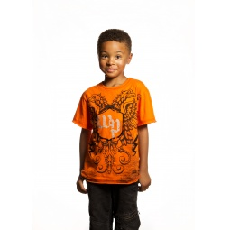 фото Футболка Warrior Poet Double Phoenix SS T-Shirt