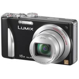фото Фотокамера цифровая Panasonic Lumix DMC-TZ25. Цвет: черный