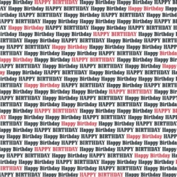 Купить Бумага для скрапбукинга двусторонняя Teresa Collins Happy Birthday