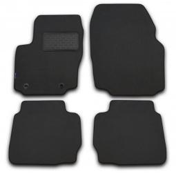 Комплект 3D ковриков в салон автомобиля Novline-Autofamily Jeep Grand Cherokee 2014 - фото 3