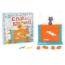 Купить Игра настольная Shantou Gepai «Спаси котенка»
