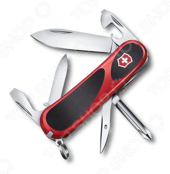 Нож перочинный Victorinox EvoGrip 11 2.4803.C