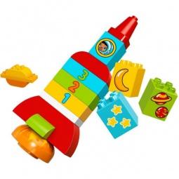 фото Конструктор игровой LEGO «Моя первая ракета»