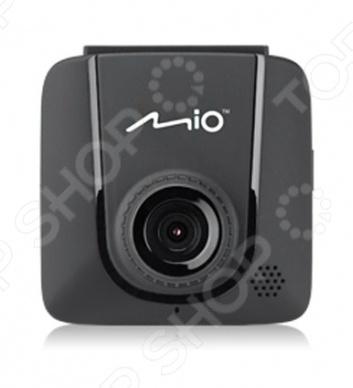 Видеорегистратор MIO MiVue 600 представляет собой миниатюрную модель, обладающую качественным экраном и объективом с углом обзора 130 по диагонали . Фирменное крепление позволяет очень легко и быстро снимать крепить регистратор на стекло. Небольшой размер позволит спрятать прибор за зеркалом заднего вида так, что он не будет мешать обзору. В видеорегистратор MIO MiVue 600 встроен датчик удара G сенсор , благодаря которому файлы, полученные в момент резкого торможения автомобиля, перемещаются в отдельную папку для защиты от перезаписи. Устройство может работать в автономном режиме от встроенного аккумулятора. Прибор поддерживает карточки памяти microSD microSDHC до 32 Гб.