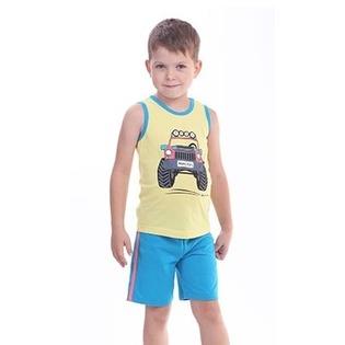 Купить Комплект для мальчика: майка и шорты Свитанак 606421