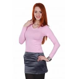 фото Джемпер Mondigo 9131. Цвет: бледно-розовый. Размер одежды: 44