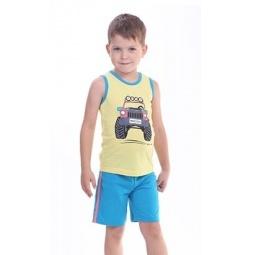 фото Комплект для мальчика: майка и шорты Свитанак 606421