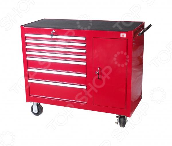 Шкаф инструментальный подкатной Big Red TBR3407-X