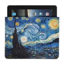 фото Чехол для iPad Mitya Veselkov «Звездная ночь. Ван Гог»