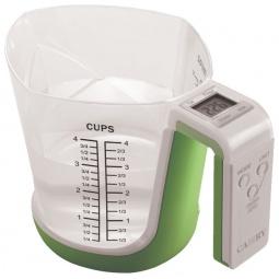 фото Весы кухонные Sakura SA-6071. Цвет: зеленый, белый