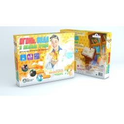 Купить Набор для опытов и экспериментов Инновации для детей «Огонь, вода и медные трубы»