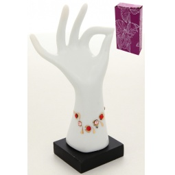 Купить Подставка для колец Elan Gallery «Рука с браслетом» правая