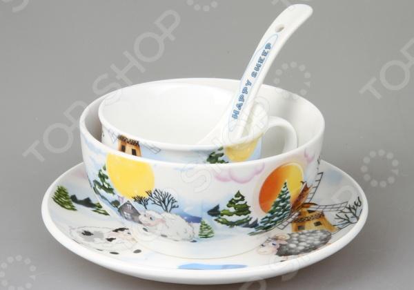 Набор посуды для детей Rosenberg 87970 rosenberg 87970