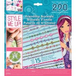 Купить Фенечки разноцветные Style Me Up! 601