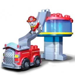фото Конструктор игровой Paw Patrol «Офис спасателей и машина Маршала»