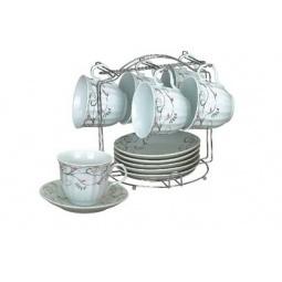 фото Чайный набор на подставке Grazie «Этюд-12»