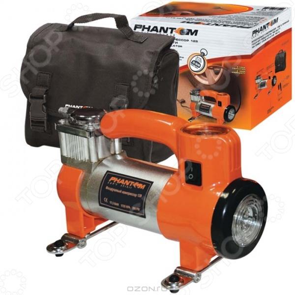 Компрессор автомобильный PHANTOM PH2033 новый bmw x 5 e53 2 угол воздуха подвеска компрессор wabco ездить насос воздуха 37226779712