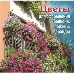 фото Цветы для оформления балкона, лоджии, веранды