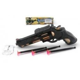 фото Набор оружия игрушечный Shantou Gepai «Полицейский пистолет и значок»
