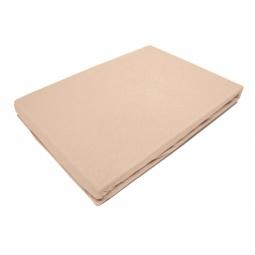 фото Простыня на резинке Tete-a-Tete «Мокко». Размер простыни: 180х200 см. Тип упаковки: коробка. Цвет: коричневый