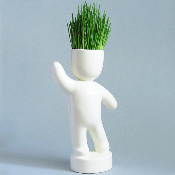 фото Набор для выращивания Экочеловеки Eco «Победитель». Цвет: белый