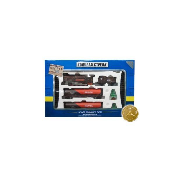 фото Набор железной дороги игрушечный Голубая стрела 87135