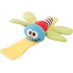 фото Мягкая игрушка развивающая Жирафики «Браслет стрекоза»