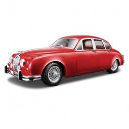 Купить Модель автомобиля 1:18 Bburago Jaguar Mark II. В ассортименте