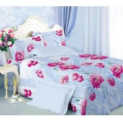 фото Комплект постельного белья Белиссимо «Иллюзия». 2-спальный. Цвет: розовый