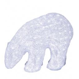 фото Фигурка с подсветкой Star Trading «Полярный медведь» 583-55