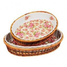 Купить Набор форм для выпечки керамических Mayer&Boch «Розы» MB-24801