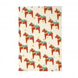 фото Обложка для паспорта Mitya Veselkov «Много скандинавских лошадок»