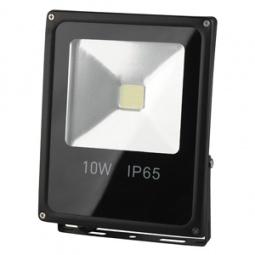фото Прожектор светодиодный Эра LPR. Мощность: 10 Вт. Размер: 85х115х35 мм